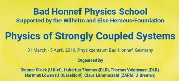 Bad Honnef Physics School