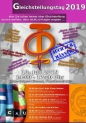 Gleichstellungstag 2019