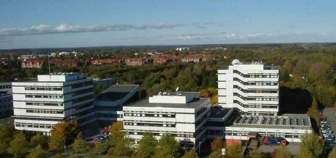 Das Physikzentrum in Kiel
