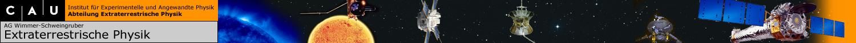 AG-Wimmer-Schweingruber Extraterrestrische Physik