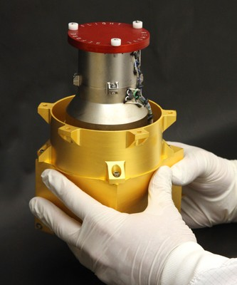 Abbildung 3: Der Radiation Assessment Detector