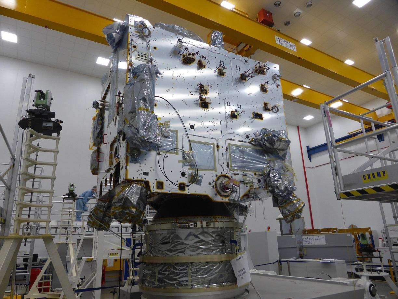 Solar Orbiter Spacecraft