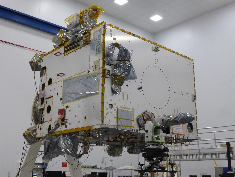 Solar Orbiter full setup