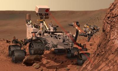 Abbildung 5: Der Marsrover Curiosity