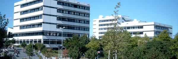 Abbildung 1: Das Physikzentrum in Kiel